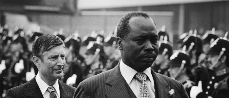Article : Kenya : putsch et amateurisme au sommet