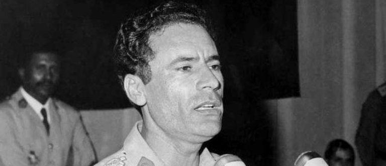 Article : Kadhafi, putschiste à 27 ans